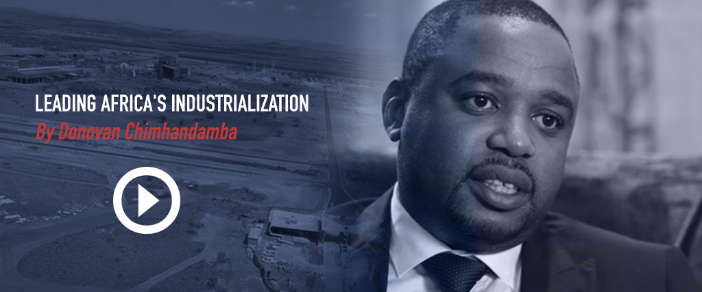 Leading Africa's Industrialization